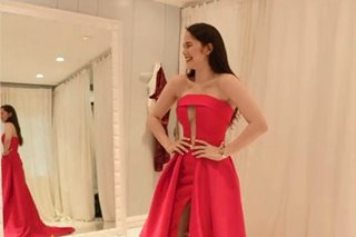 What Jessy Mendiola plans to wear to the ABS-CBN Ball