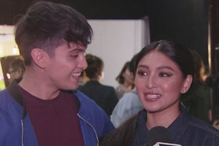 James, Nadine 'excited' makisaya sa ABS-CBN Ball