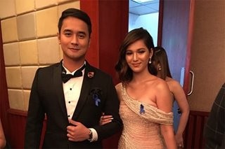 'Medyo totoo na': JM, Barbie reveal real score at ABS-CBN Ball