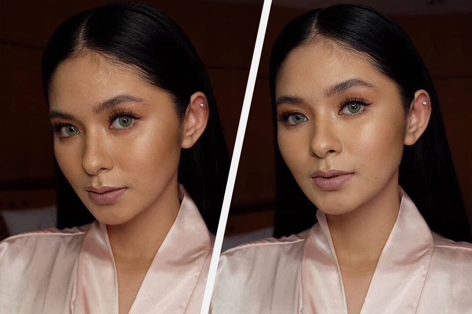 How Loisa Andalio got her red carpet look