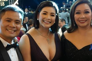 LOOK: Kapuso stars who attended the ABS-CBN Ball