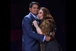 Richard Gomez, may special request kay Sharon Cuneta