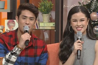 'Love her all the way': Payo ng ama ni Donny sa tambalan nila ni Kisses