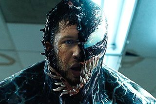Movie review: Tom Hardy makes 'Venom' fun to watch