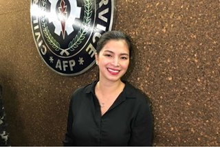 Angel Locsin, todo paghahanda na para sa 'General's Daughter'