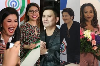IN PHOTOS: Regine and 25 other Kapuso-turned-Kapamilya stars