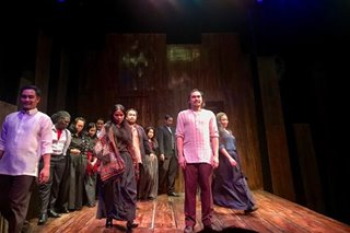 Theater review: In new run, 'Ang Pag-uusig' remains as relevant as ever