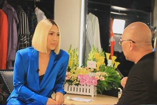 Boy Abunda explains why he doesn't feel threatened by Vice Ganda