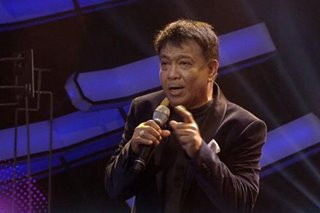 Remembering Rico J. Puno: OPM legend sings his greatest hits on ABS-CBN