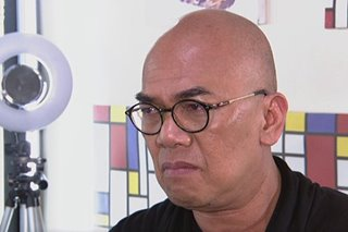 'Forever grateful': Boy Abunda in tears over question about mom