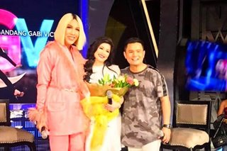 Regine Velasquez, nagpasalamat sa panalong ratings ng 'ASAP' at 'GGV'