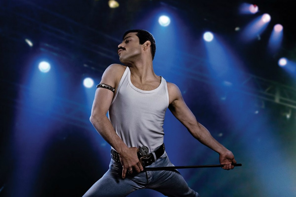 Rami Malek as Freddie Mercury in 'Bohemian Rhapsody&#39