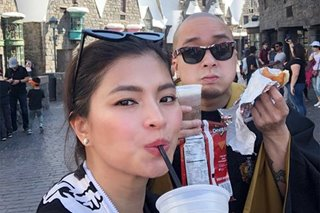 Angel Locsin, enjoy sa bakasyon sa Amerika