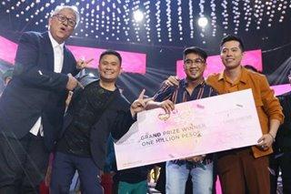 'Sa Mga Bituin na Lang Ibubulong' wins Himig Handog 2018