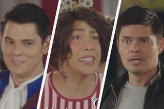'Kapuso ako,' Dingdong tells Vice Ganda, Richard in 'Fantastica' teaser