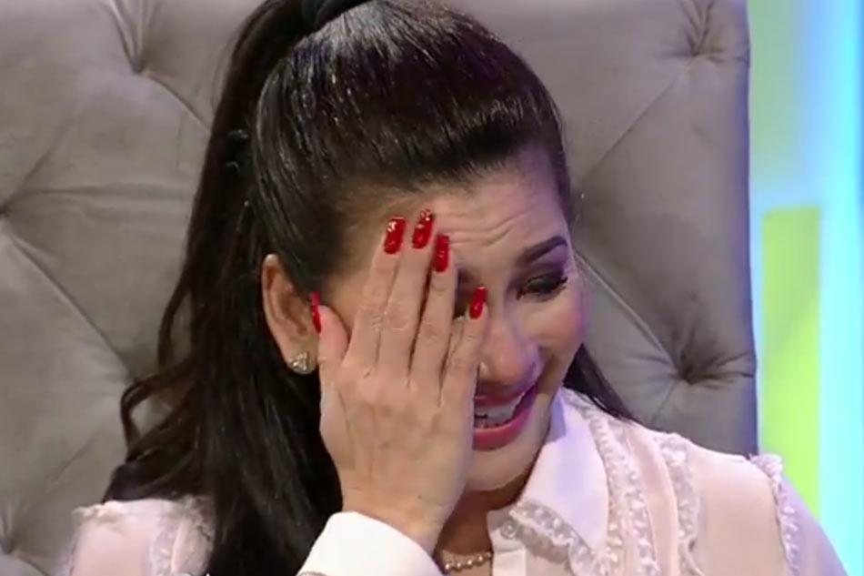 Image result for regine velasquez cry