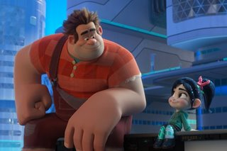 Box office: 'Ralph Breaks the Internet' narrowly defeats 'Grinch' in pre-holiday weekend