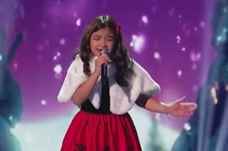 WATCH: Fil-Am singer Angelica Hale in 'Little Big Shots'