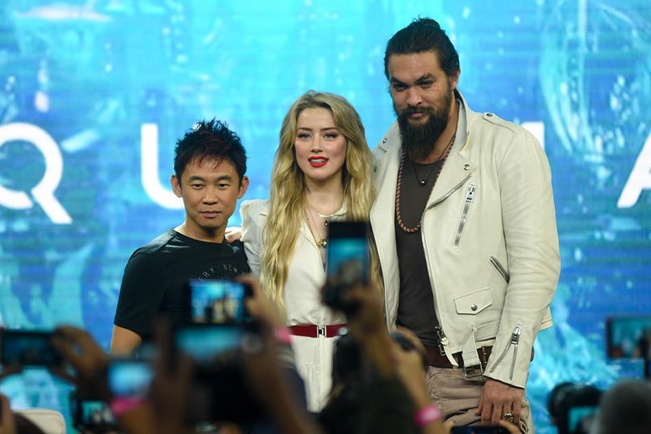 'Aquaman' makes a big splash to top North American box office 1