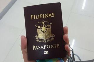 Kontrata sa pag-imprenta ng pasaporte, nirerepaso