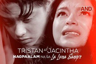 Tristan at Jacintha, nagpaalam na sa La Luna Sangre