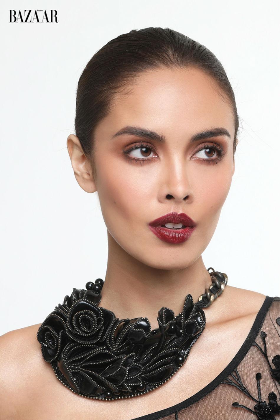LOOK: Pia, Megan, Kylie in Harper's Bazaar Vietnam 7