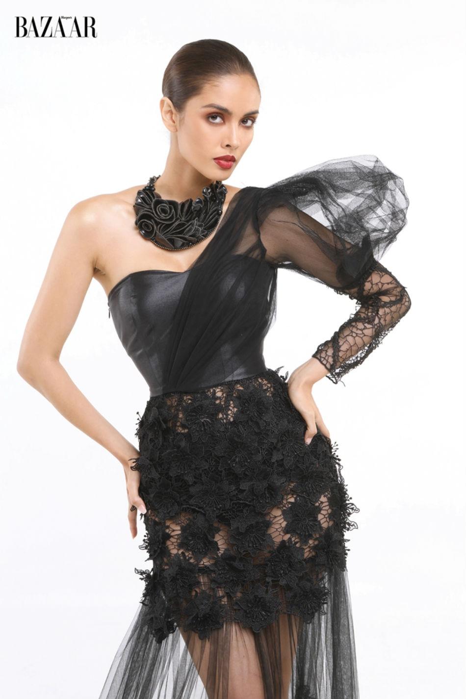 LOOK: Pia, Megan, Kylie in Harper's Bazaar Vietnam 8