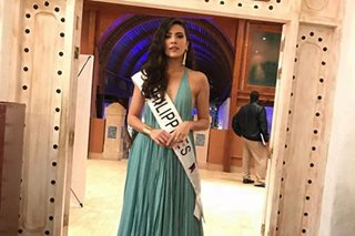 TINGNAN: Katarina Rodriguez isa sa 'best dressed' sa Miss Intercontinental dinner