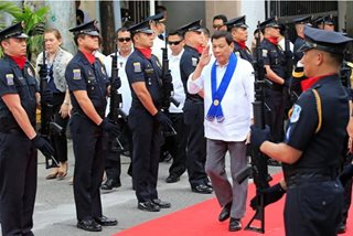Duterte: No more auction of smuggled goods