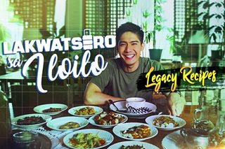 Lakwatsero sa Iloilo: Legacy Recipes