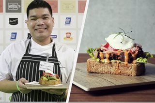 Atchara sandwich, anyone? Pinoy wins in Amsterdam for unique dish