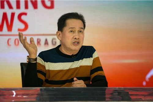 Palace has 'hands-off' stance on Quiboloy's woes