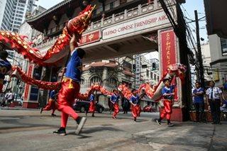 PANOORIN: Ilang eksena sa Binondo sa bisperas ng Chinese New Year