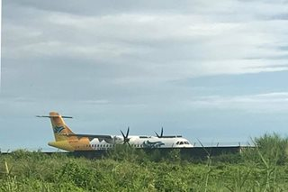 Dipolog airport reopens after Cebu Pacific plane cleared from runway