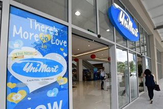 IN PHOTOS: Unimart opens at Capitol Commons