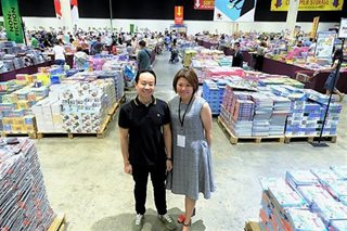 5 things Big Bad Wolf founders learned from PH book sale