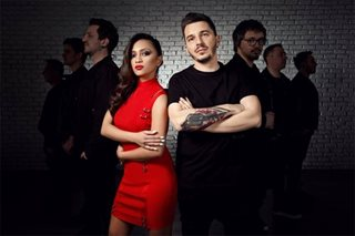 Band with Pinay vocalist finishes 4th in Eurovision Romania 2018