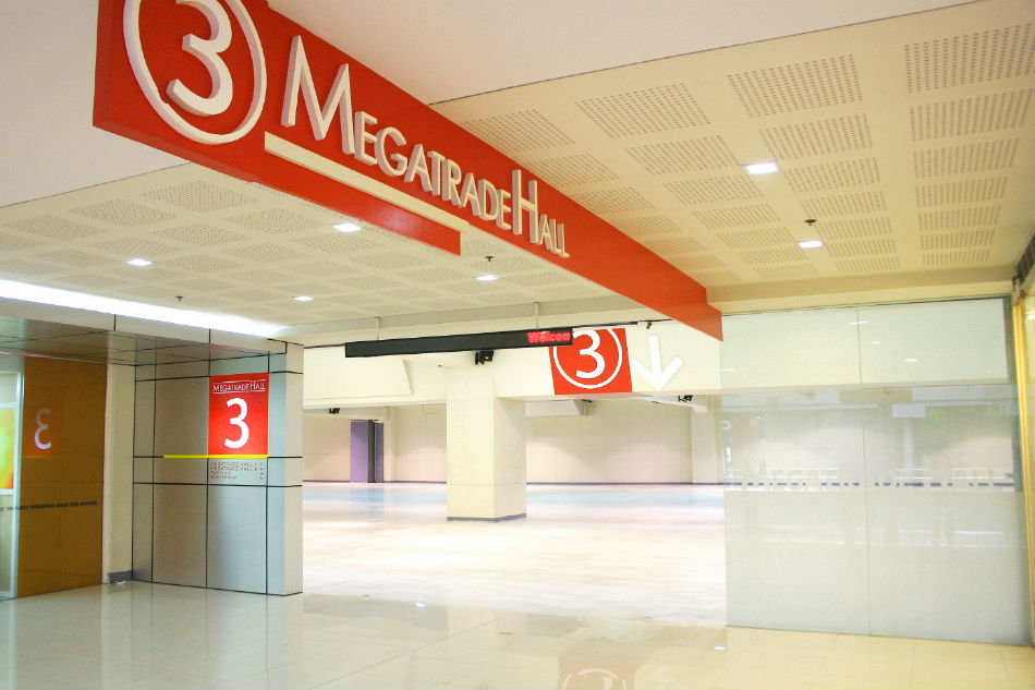 Megatrade Hall to be reborn