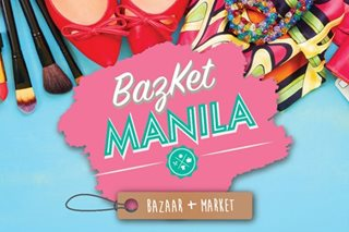 Summer fever at Bazket Manila