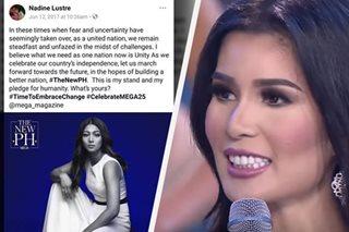 Did Binibini queen copy her Q&A response from a 2017 celeb pledge?