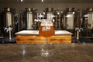 Elias Wicked craft beers find home in Sta. Mesa Heights resto