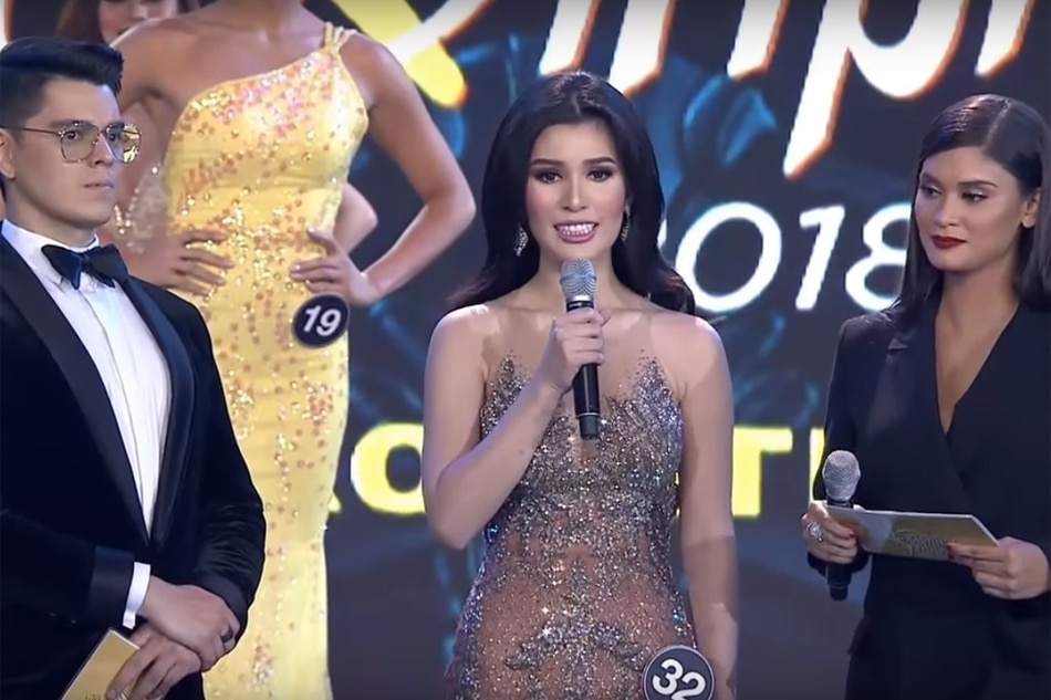 Copied answer? What Binibini queen has to say about detractors