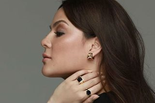 KC Concepcion unveils jewelry collection