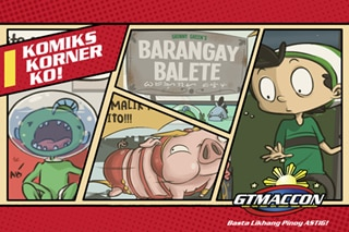 ABS-CBN News, GTMACCON launch 'Komiks Korner Ko'