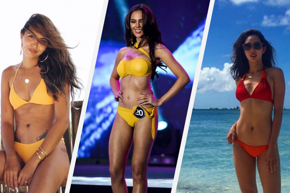 Image result for Maggie Wilson, Bea Santiago say Catriona didn't deserve swimsuit award