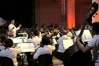 Philippine Philharmonic Orchestra, tumugtog sa UP