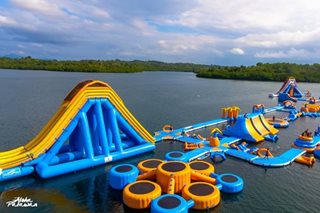 Summer 2018: Asia's biggest inflatable playground is in Palawan