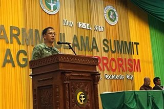 Incoming military chief Galvez: I will do my best