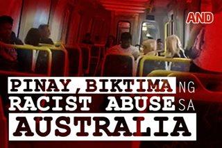 Pinay, biktima ng racist abuse sa Australia