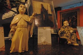 Ivory Santo Niño, Napoleon III-style cabinet highlight Casa de Memoria's year 2 auction